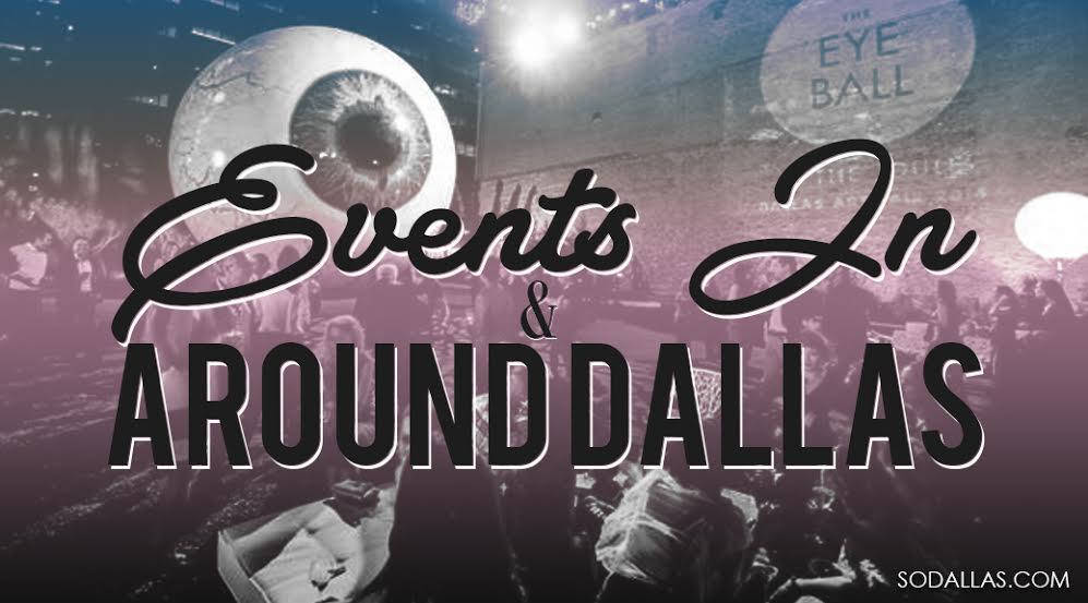 Events in or around dallas