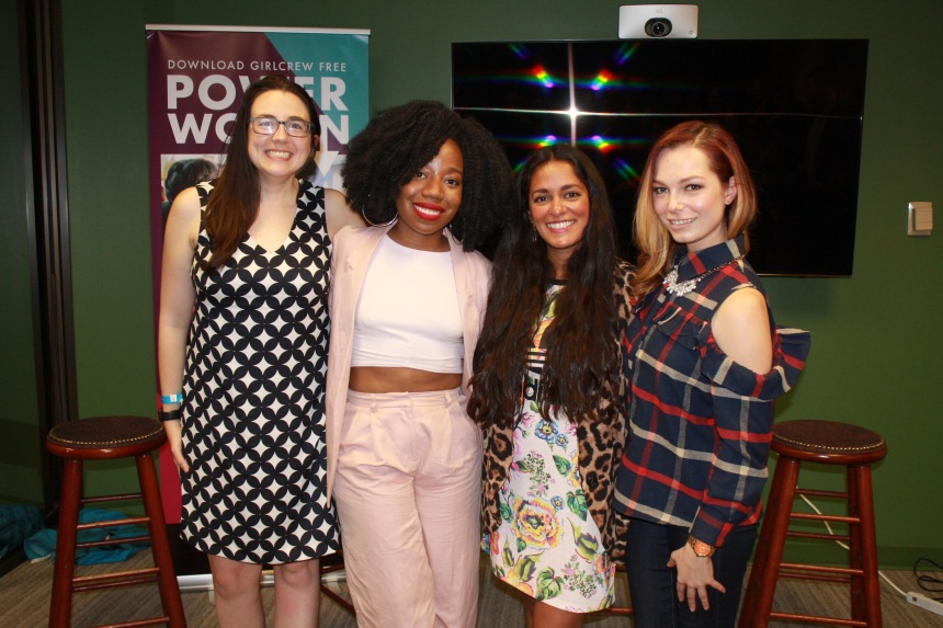 GirlCrew Women in Tech event Austin
